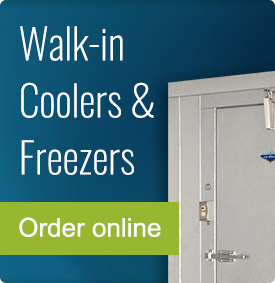 Walk in Freezers and Coolers