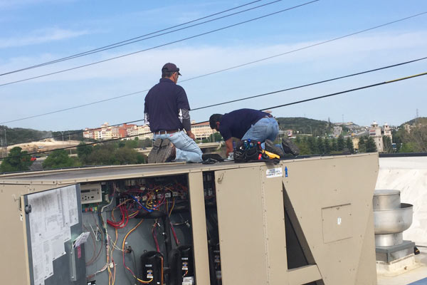 San Antonio Commercial HVAC and AC repair and maintenance